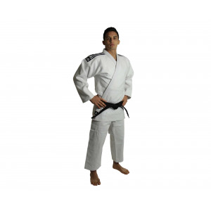 Кимоно для дзюдо Adidas IJF Slim Fit White р. 155